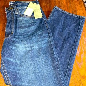 NWT men's goodfellow  relaxed jeans